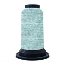 EF0369 Blue Frost Embellish Flawless 60wt High-Sheen Polyester Thread - 1000m Spool