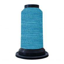 EF0371 Tahoe Blue Embellish Flawless 60wt High-Sheen Polyester Thread - 1000m Spool