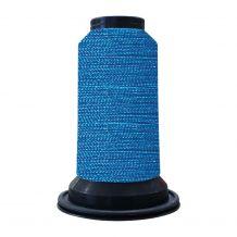 EF0373 California Blue Embellish Flawless 60wt High-Sheen Polyester Thread - 1000m Spool