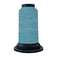 EF0391 Beryl Blue Embellish Flawless 60wt High-Sheen Polyester Thread - 1000m Spool