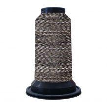 EF0453 Dark Taupe Embellish Flawless 60wt High-Sheen Polyester Thread - 1000m Spool