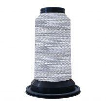 EF0461 Chrome Embellish Flawless 60wt High-Sheen Polyester Thread - 1000m Spool