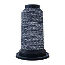 EF0465 Dark Grey Embellish Flawless 60wt High-Sheen Polyester Thread - 1000m Spool