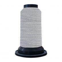 EF0483 Light Gray Embellish Flawless 60wt High-Sheen Polyester Thread - 1000m Spool