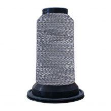 EF0485 Gray Embellish Flawless 60wt High-Sheen Polyester Thread - 1000m Spool