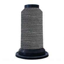 EF0486 Slate Gray Embellish Flawless 60wt High-Sheen Polyester Thread - 1000m Spool