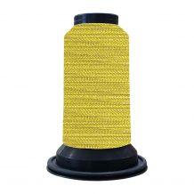 EF0501 Lemon Embellish Flawless 60wt High-Sheen Polyester Thread - 1000m Spool