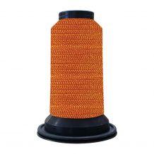 EF0534 Pumpkin Embellish Flawless 60wt High-Sheen Polyester Thread - 1000m Spool