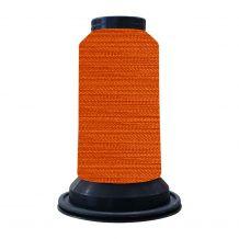 EF0537 Carrot Embellish Flawless 60wt High-Sheen Polyester Thread - 1000m Spool