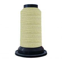EF0540 Cream Embellish Flawless 60wt High-Sheen Polyester Thread - 1000m Spool