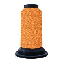 EF0595 Tangerine Embellish Flawless 60wt High-Sheen Polyester Thread - 1000m Spool