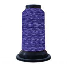 EF0665 Deep Violet Embellish Flawless 60wt High-Sheen Polyester Thread - 1000m Spool