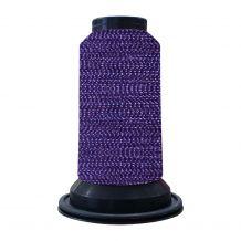 EF0676 Royal Purple Embellish Flawless 60wt High-Sheen Polyester Thread - 1000m Spool