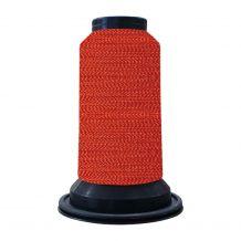 EF0700 Mars Red Embellish Flawless 60wt High-Sheen Polyester Thread - 1000m Spool