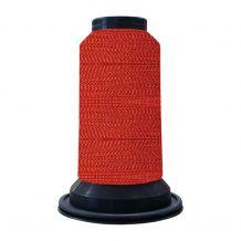 EF0703 Ruby Red Embellish Flawless 60wt High-Sheen Polyester Thread - 1000m Spool