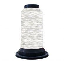 EF0730 Off White Embellish Flawless 60wt High-Sheen Polyester Thread - 1000m Spool
