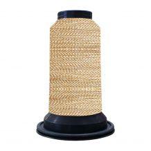 EF0734 Oak Buff Embellish Flawless 60wt High-Sheen Polyester Thread - 1000m Spool