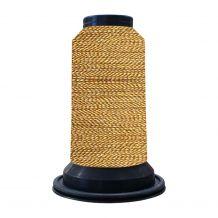 EF0735 Aztec Tan Embellish Flawless 60wt High-Sheen Polyester Thread - 1000m Spool