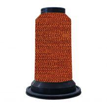 EF0785 Sienna Brown Embellish Flawless 60wt High-Sheen Polyester Thread - 1000m Spool