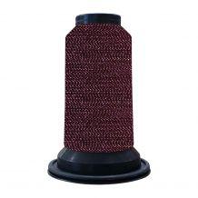 EF1609 Intense Maroon Embellish Flawless 60wt High-Sheen Polyester Thread - 1000m Spool