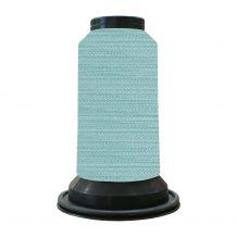EF2040 Blue Azure Embellish Flawless 60wt High-Sheen Polyester Thread - 1000m Spool