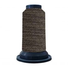 EF7785 Rubbed Bronze Embellish Flawless 60wt High-Sheen Polyester Thread - 1000m Spool