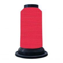 EMT1030 Fire Engine Red Embellish Matte Finish 40wt Polyester Thread - 1000m Spool