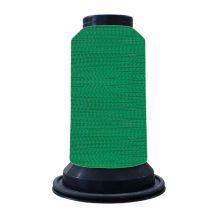 EMT2006 Irish Green Embellish Matte Finish 40wt Polyester Thread - 1000m Spool