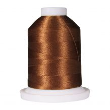 1000 Meter Spool Simplicity Pro Embroidery Thread by Brother ETP339 Clay Brown