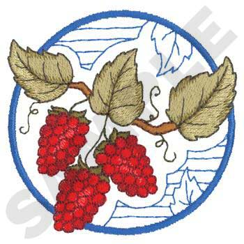 Looking For A Berry Good Design Pack Fruits Vegetables Embroidery