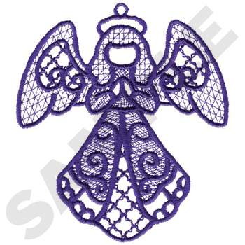 Christmas Free Standing Lace Embroidery Designs By Dakota