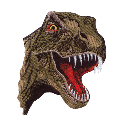 Age Of Dinosaurs Embroidery Designs By Amazing Designs On A Multi