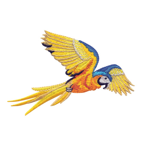 TROPICAL BIRDS /& BLOOMS COLLECTION MACHINE EMBROIDERY DESIGNS ON CD OR USB